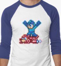 Rush Ride Men's Baseball ¾ T-Shirt