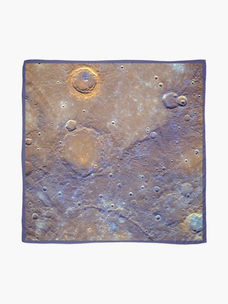 Alternate view of Mercury in Color Scarf