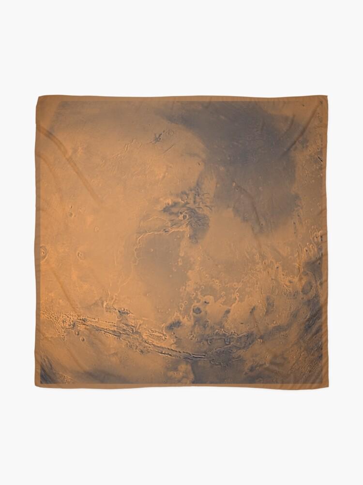 Alternate view of Mars Scarf