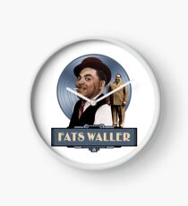 FATS WALLER - THE GOOD OLD DAYS Clock