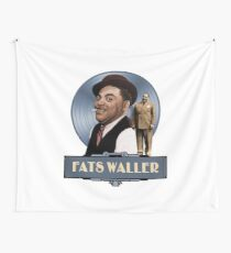 FATS WALLER - THE GOOD OLD DAYS Wall Tapestry