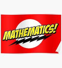 Mathematics! Poster
