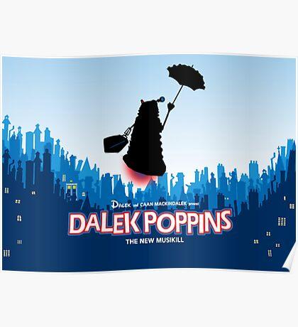 Dalek Poppins  Poster
