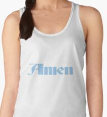 Rich Brian - Amen Blue Women's Tank Top