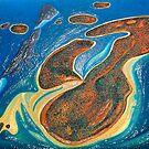 Islands in the sun by Lynette Higgs