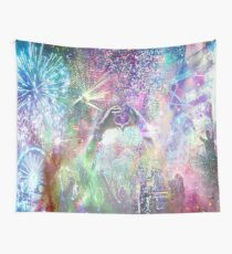 EDM MASHUP Wall Tapestry