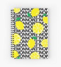 LEMON$ Spiral Notebook