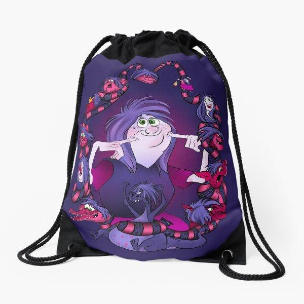 Madame Mim Drawstring Bag