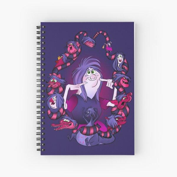 Madame Mim Spiral Notebook