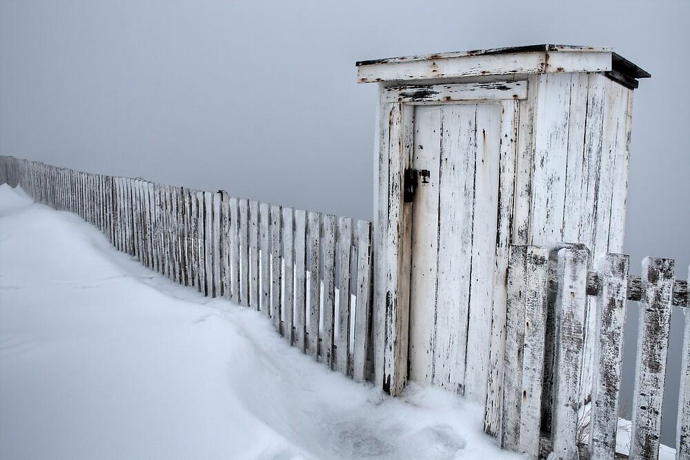 Jack Frost's Throne  by Kevin  Kroeker