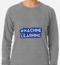 #machine learning Lightweight Sweatshirt