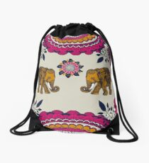 In Love  Drawstring Bag