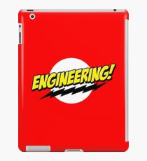 Engineering! iPad Case/Skin