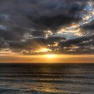 Sunburst - Avalon Beach, Sydney Australia by Leigh Nelson