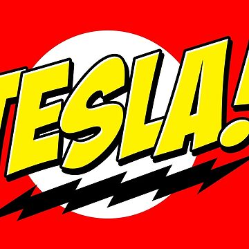 Tesla! by DWS-Store
