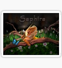Saphira! Sticker