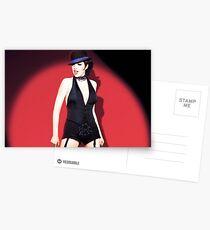 Cabaret Postcards