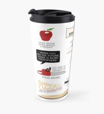 Once Upon a Time Quotes Travel Mug
