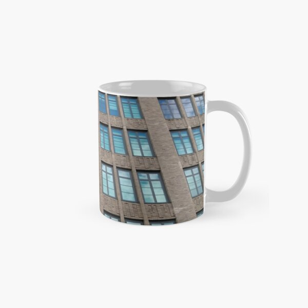 New York, Manhattan, New York City, Skyscraper, tower block, high rise building, tower, block, high rise, building Classic Mug