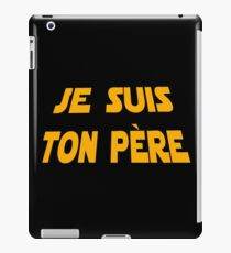 I am your father dad iPad Case/Skin