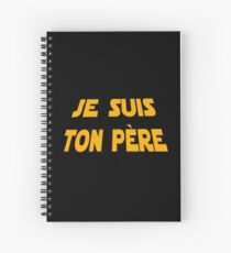 I am your father dad Spiral Notebook