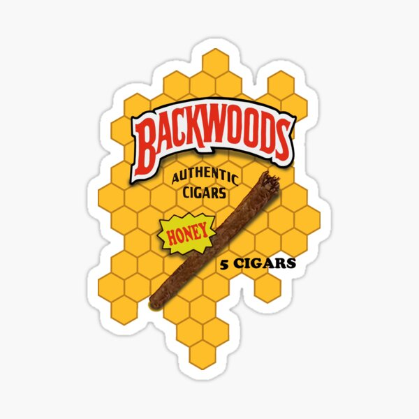 Backwoods Sticker