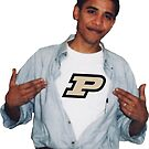 Obama Purdue von marleesmarkings