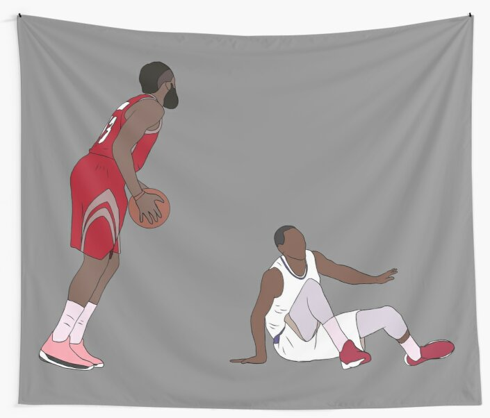 ba6d3969e910 James Harden Crossover On Wesley Johnson
