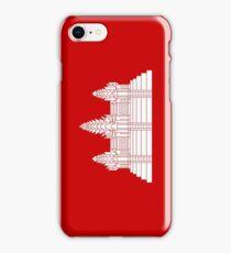 Angkor Wat Ver.2.0 Khmer Temple iPhone Case/Skin