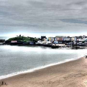 Tenby Lifeboat Station by raytylerimages