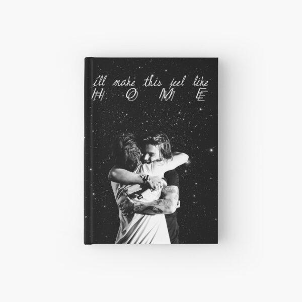 larry stylinson hug Hardcover Journal