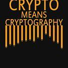 Cryptography by ezcreative