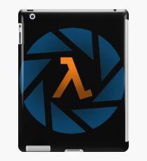 Half Aperture  iPad Case/Skin