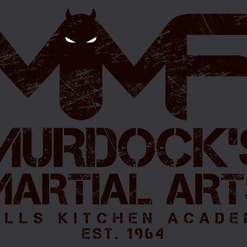 MMA - Murdock's Martial Arts (V03) Stealth by coldbludd