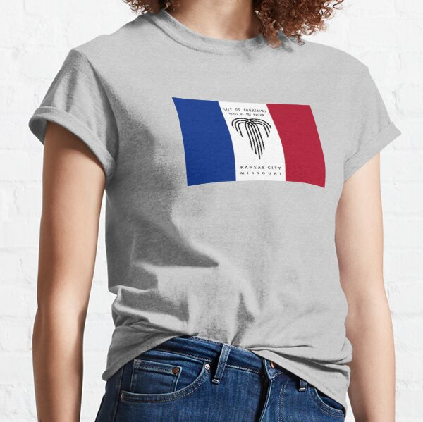 Flag of Kansas City, Missouri  Classic T-Shirt