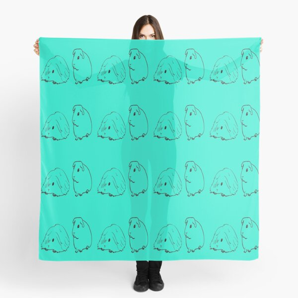 Guinea Pigs On Parade Scarf