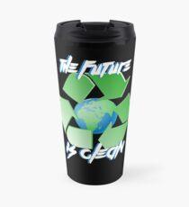 Energy transition - ecology Travel Mug