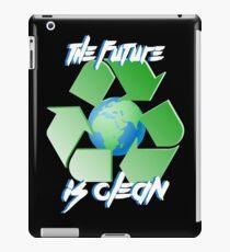 Energy transition - ecology iPad Case/Skin