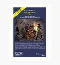 Fantasy Module Art Print