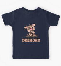 Desmond Piggy Kids Tee