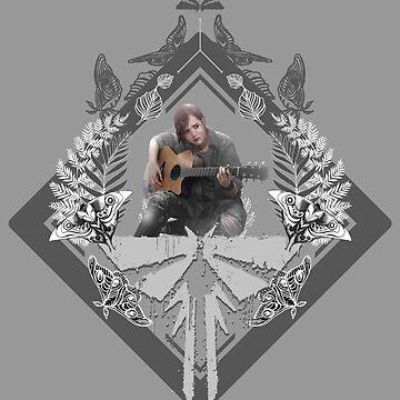 Ellie Part 2 by NPCcosplay