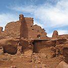 Pueblo Dwelling Arizona by cap10mike