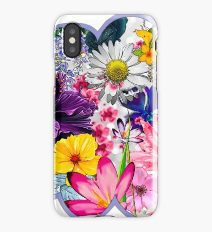 Flower Cloud iPhone Case