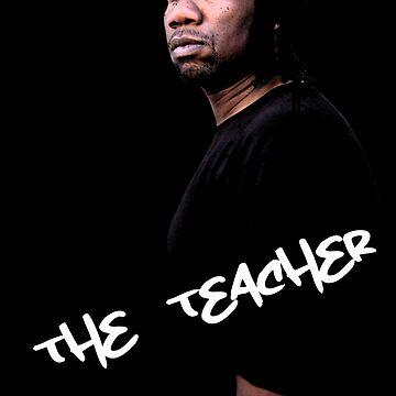 Krs One - The teacher by nelloug90