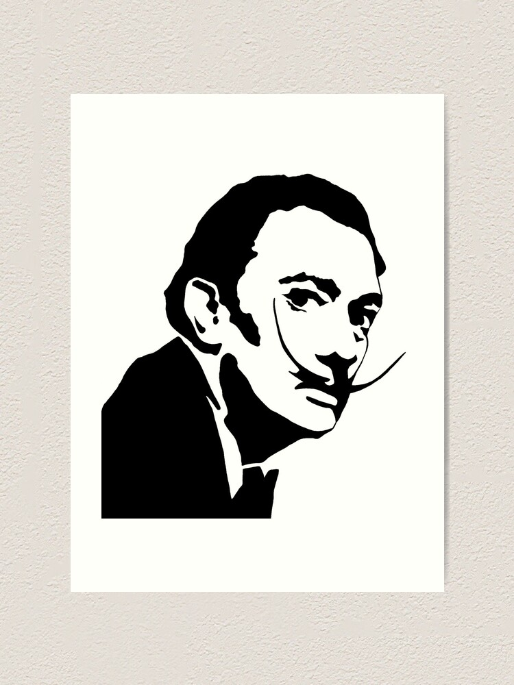 Salvador Dali Clock Persistence Of Memory Surrealism Framed Poster 32/'/' 24/'/'