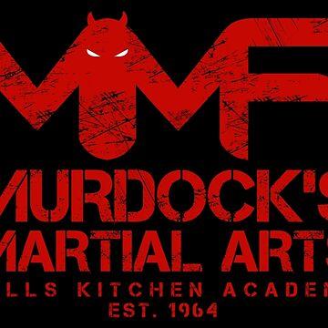 MMA - Murdock's Martial Arts (V04 - Bloodred) by coldbludd