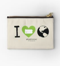 I Love The Earth (Pittsburgh) Studio Pouch