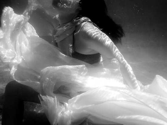 surfacing... by Fiona Christensen