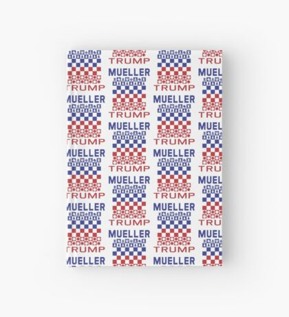 Mueller Chess Trump Checkers Hardcover Journal