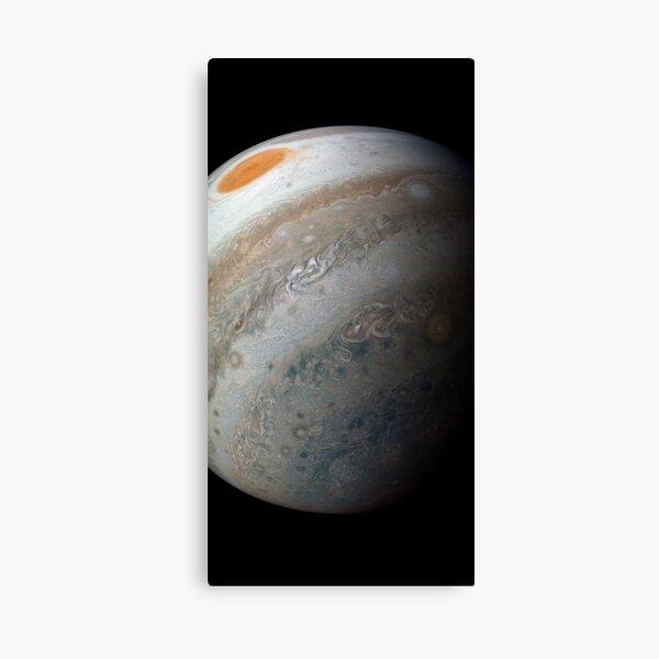 Jupiter, Perijove 12_99 Canvas Print